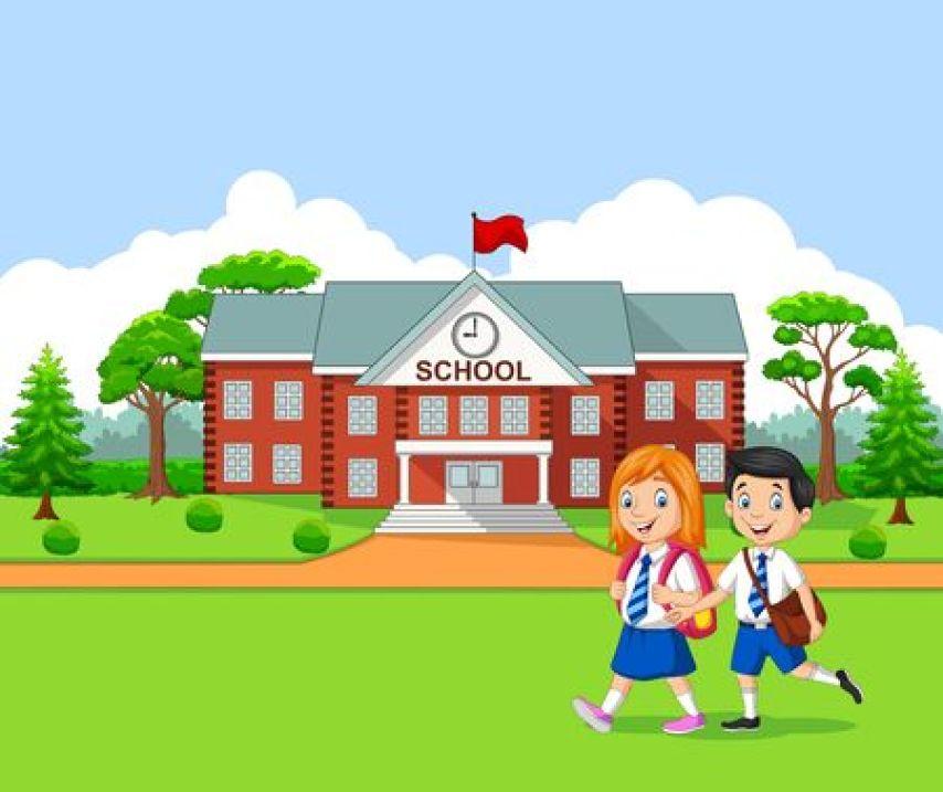 3,480 Nursery School Building Stock Photos and Images - 123RF