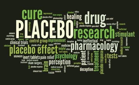 Αποτέλεσμα εικόνας για placebo εφεκτ