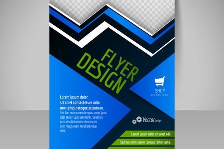 Brochure Template  Editable A4 Poster For Design  Presentation     Brochure template  Editable A4 poster for design  presentation  education   website  magazine