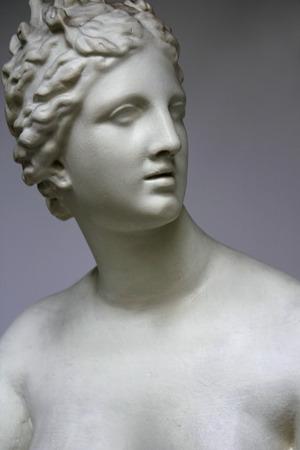 The goddess of love in Greek mythology, Aphrodite (Venus in Roman mythology). Stock Photo - 42947331