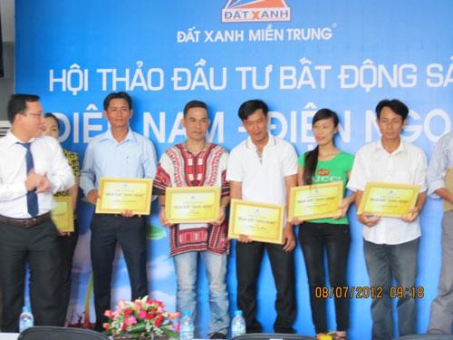 Hội thảo đầu tư bất động sản Điện Nam Điện Ngọc, Tài chính - Bất động sản,