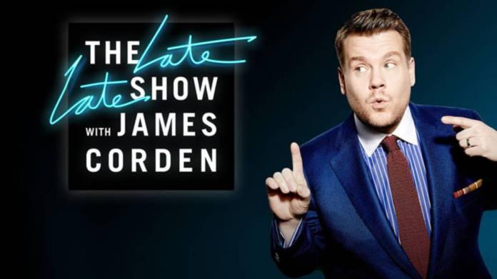 James Corden extiende contrato en The Late Late Show hasta 2022 ...