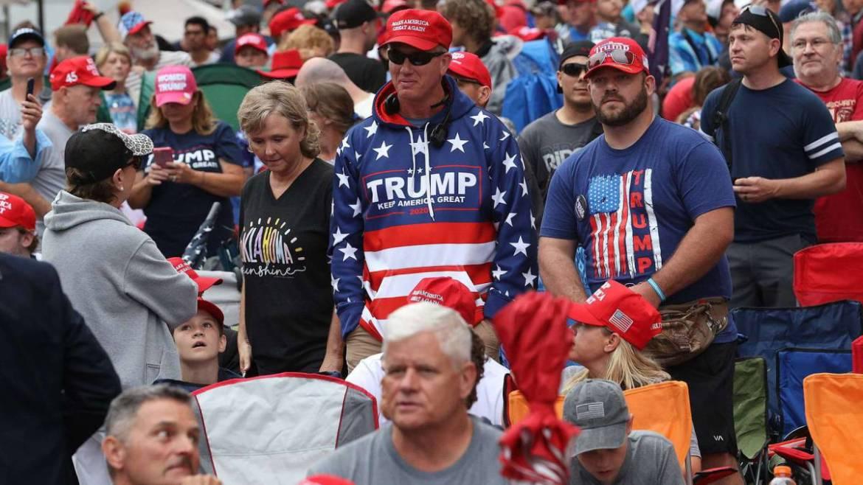 Qué pasó con el mitin de Trump en Tulsa y por qué se decretó el ...