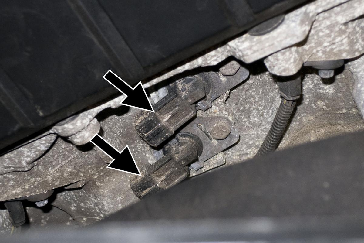 bmw vanos system fault testing and
