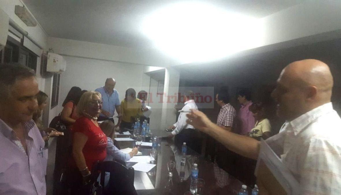 El Pj distrito Jujuy rechaza la intervención del partido