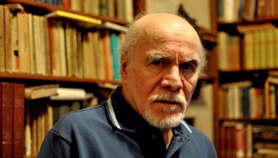 A los 82 años, murió el escritor Abelardo Castillo