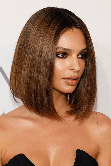 Short Hair The Hottest Celebrity Haircuts Of 2017 Photo