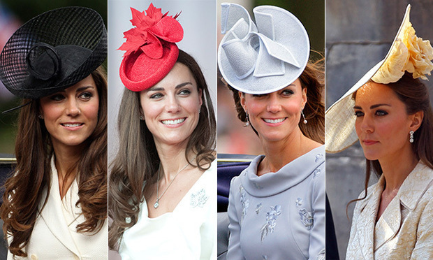 Kate Middletons 12 Most Impressive Fascinators