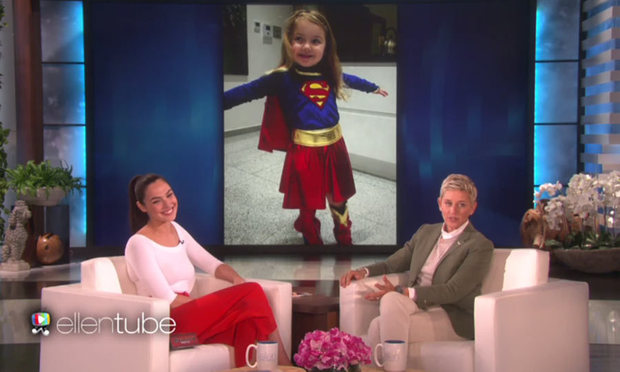 Image result for wonder woman gal gadot and kids