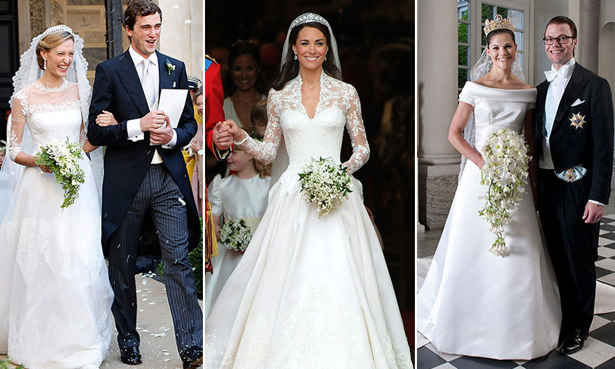 Kate Middleton To Crown Princess Victoria: A Gallery Of