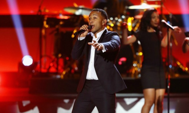John Legend The Hustle And Bustle Of Awards Season Wont Stop For John Legend The Love Me Now Singer Will Take The Stage To Sing The In Memoriam Tribute