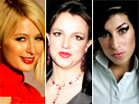 Paris Hilton; Britney Spears; Amy Winehouse(AP)