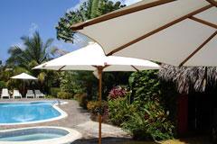 Parasol, Casa Moda Decoration, Las Terrenas