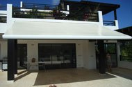 Outdoor awnings of the residence Fairways by Casa Moda Decoration, Las Terrenas