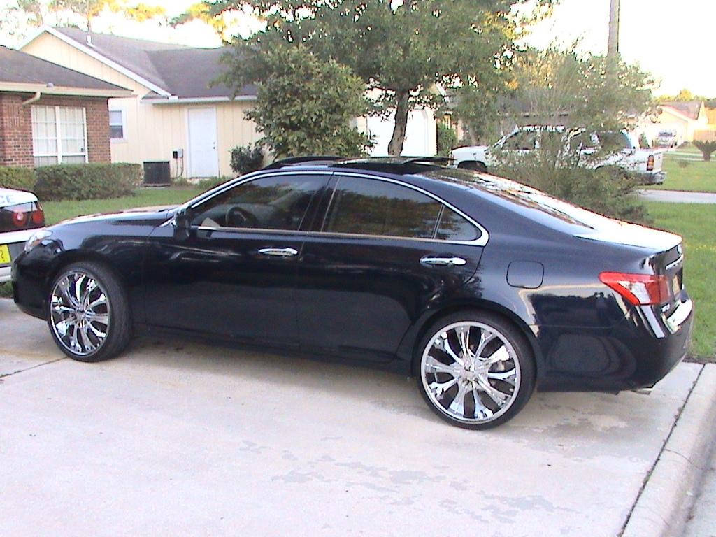 Lexus Es 350 Lowered Novocom Top
