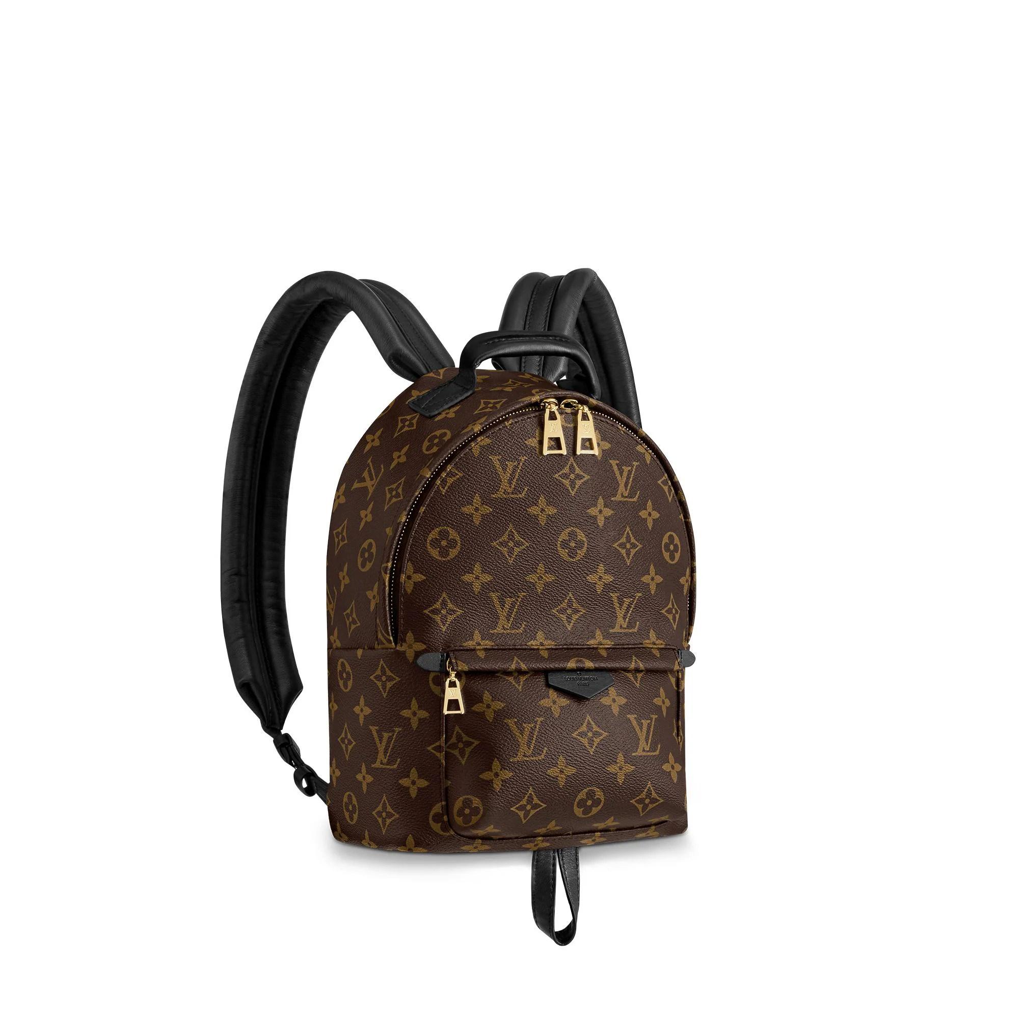 Palm Springs Backpack PM Monogram Handbags LOUIS VUITTON