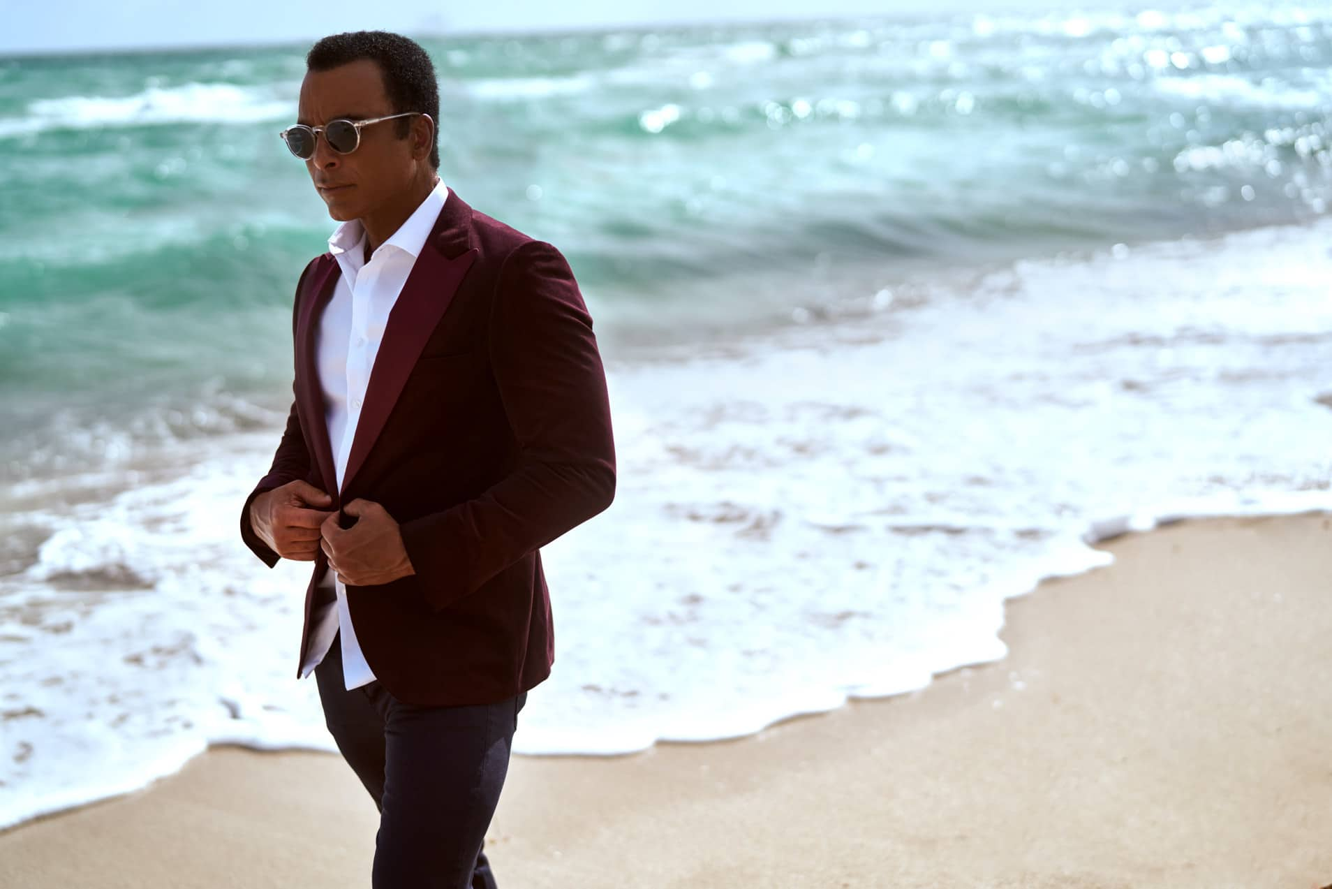 Jon Secada high res photo Pinecrest Gardens Brings Jazz Masters to Music Lovers' Homes with Virtual Concert Series to Help Feed Families Affected by the Pandemic