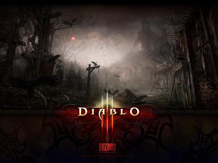 A Diablo 3 wallpaper