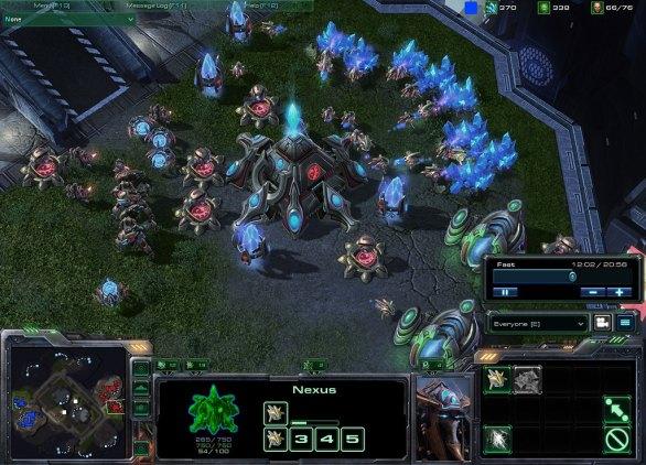 Image result for starcraft2 base
