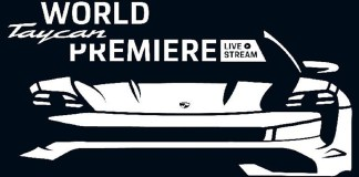 world taycan premiere
