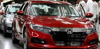 Honda Celebrates 40 Years of Manufacturing in America