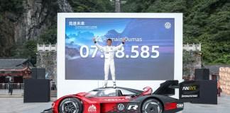 Volkswagen ID.R Tianmen_Mountain