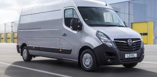 Vauxhall Movano 2019