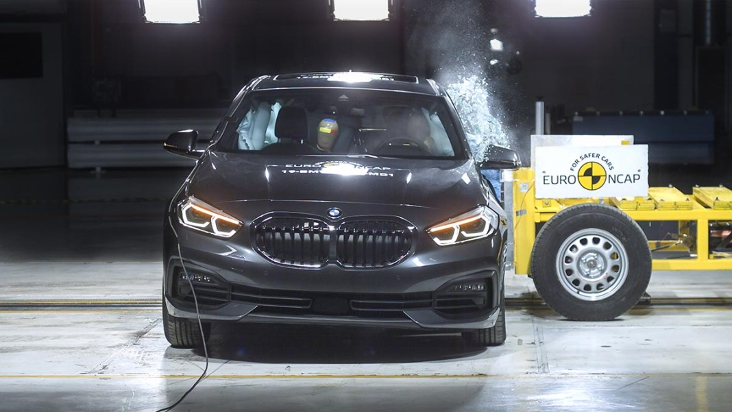 BMW's 1 and 3 get five stars; Peugeot and Jeep follow with four