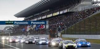 Motorsports: SUPER GT X DTM 2019