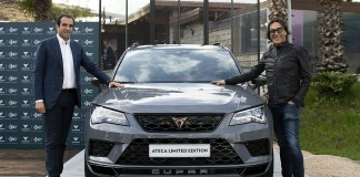CUPRA teams up with the IPF to drive padel to the next level