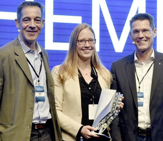 Science Award Electro Chemistry 2019