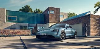 Porsche Financial Services offers insurance packages for electric mobility