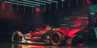 "Porsche presents its ""Road to Formula E"" as an animation"