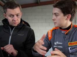 McLaren - Programme selection for 2020 season