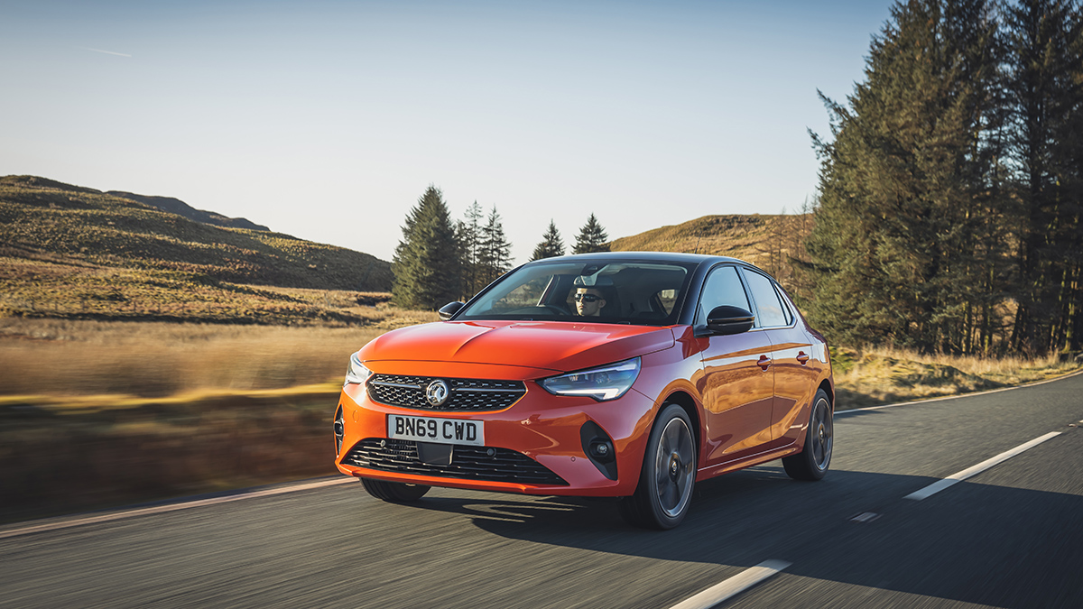 Vauxhall S All New Corsa And Corsa E Win Autobest 2020