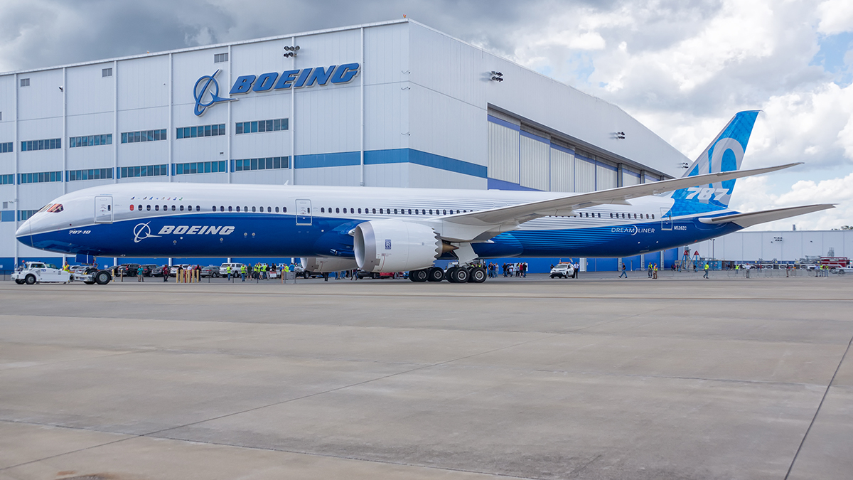 Subaru Delivers 1 000th Center Wing Section For The Boeing 787 Dreamliner Motors Actu