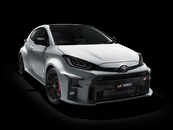 Toyota GR Yaris Special-edition RZ First Edition