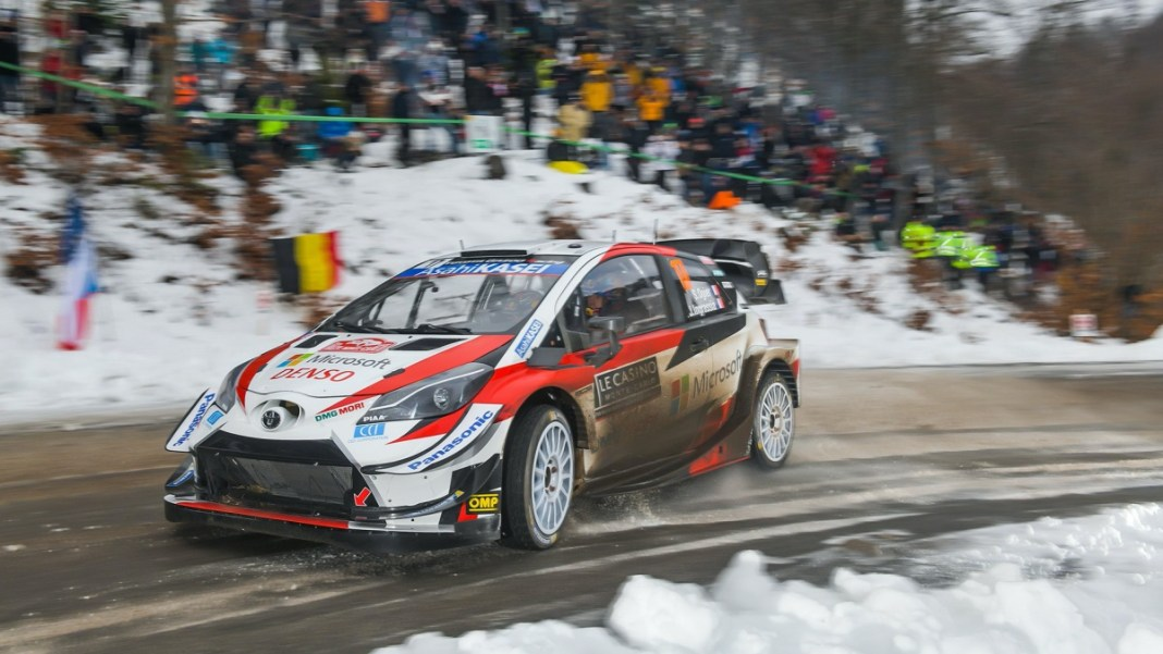 Toyota Gazoo (WRC)
