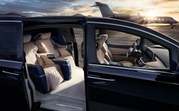 Buick GL8 Avenir Family