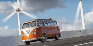 E-BULLI CONCEPT: A CROSSOVER OF HIGH-END CLASSIC AND HIGH-TECH ELECTRIC VEHICLE