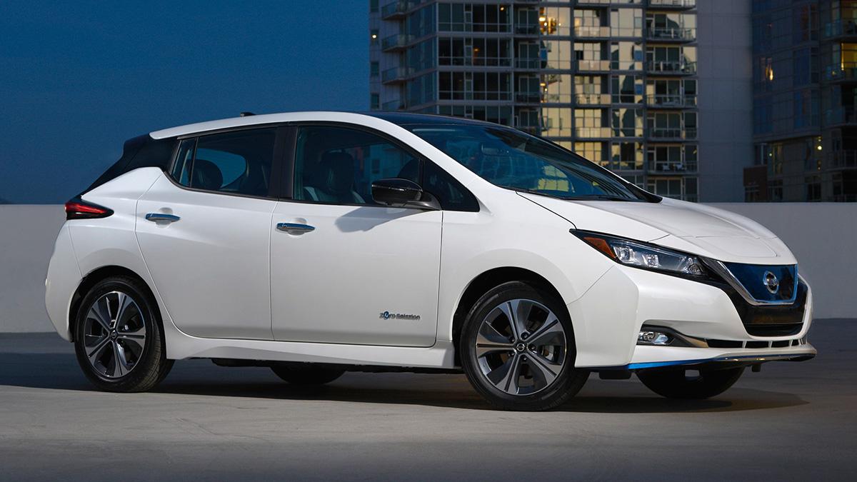 Nissan Leaf Plus Wins 2020 Ajac Canadian Green Car Of The Year Award Motors Actu