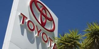 toyota suspending production