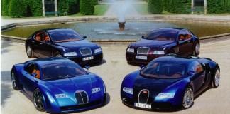 bugatti concept cars