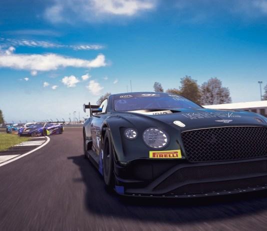 Bentley wins E-Sport GT Series race - 1