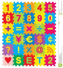 Rompecabezas de Tablas de Multiplicar del 6 al 9