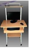 Mueble para Computadora de Madera Armable DK05