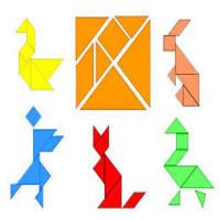 Tangram de Geometria