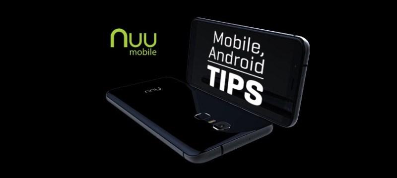 nuu mobile tips
