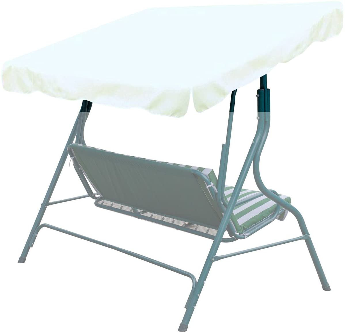 patio outdoor swing canopy replacement