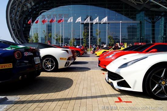 男人夢幻車大集結 Ferrari 6th Rally Taiwan 02